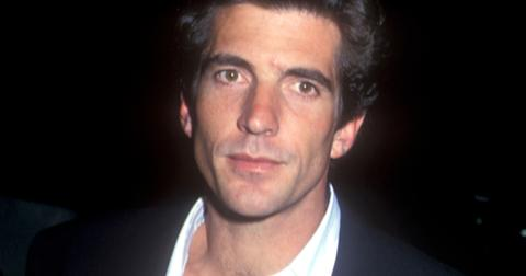 John Kennedy Jr. File Photos