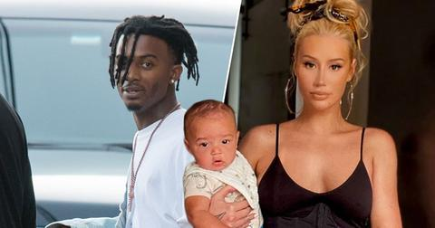 [Iggy Azalea] Admits Her Ex [Playboi Carti] Is Helping Raise Their Son