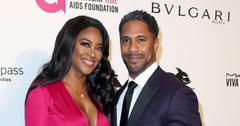 Kenya Moore And Marc Daly Red Carpet Daughter Birthday Prenup