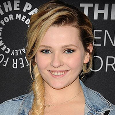 //Abigail Breslin GettyImages
