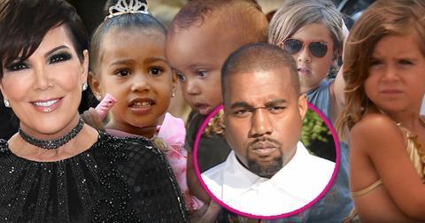 kris jenner making kardashian kids show