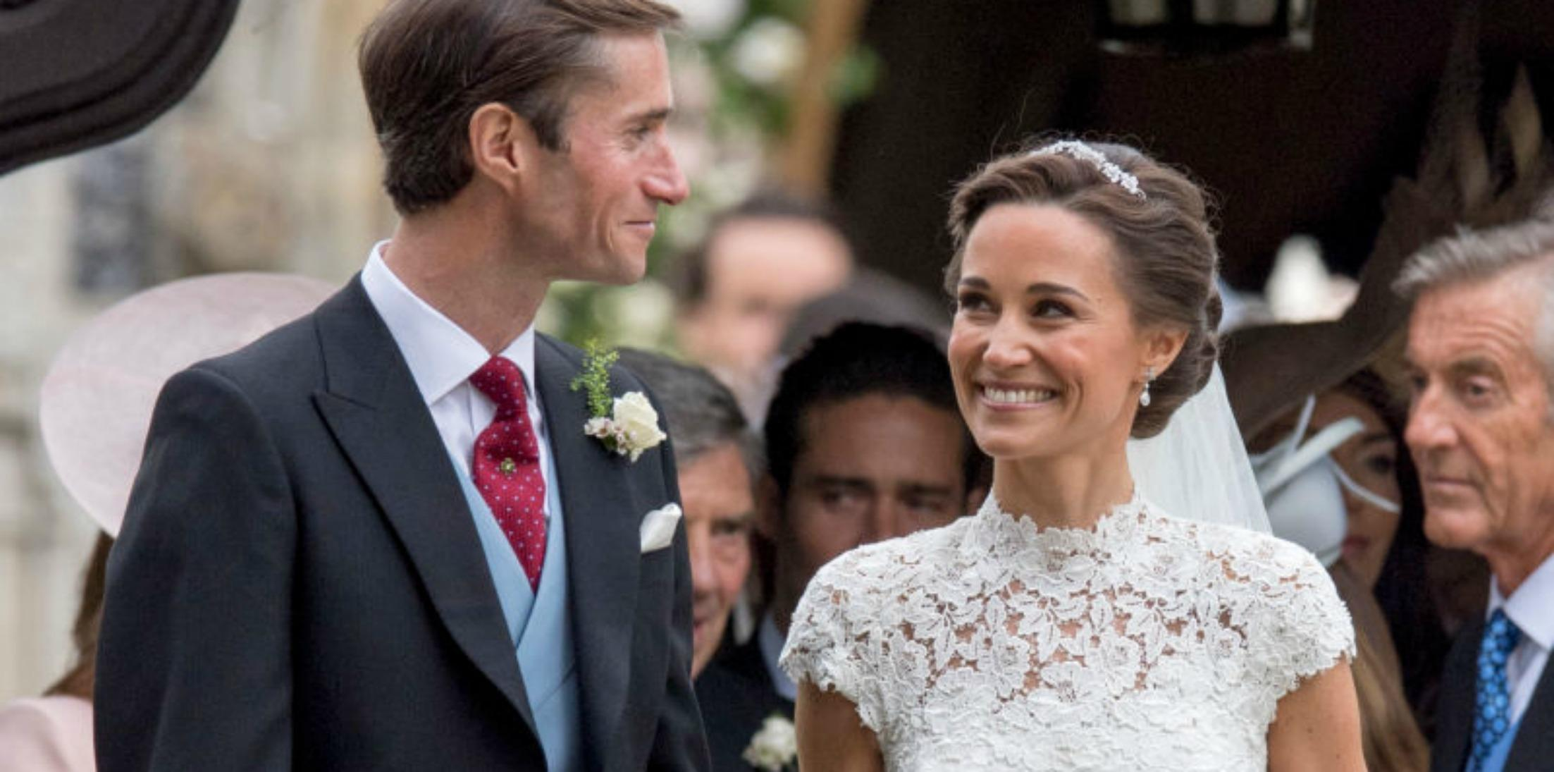 Pippa middleton wedding photos kate george charlotte h