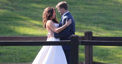 Exclusive… Amy Duggar Weds Dillon King In Arkansas