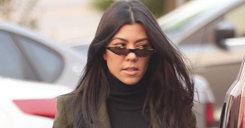 Kourtney kardashian scott disick reunite