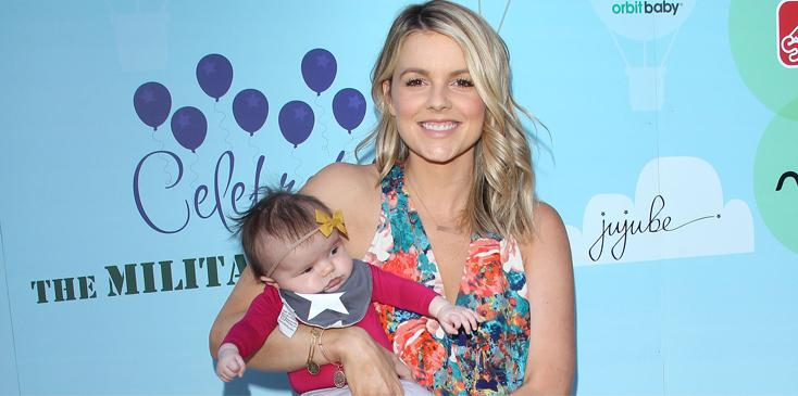 Ali Fedotowsky blog baby daughter bachelor special h