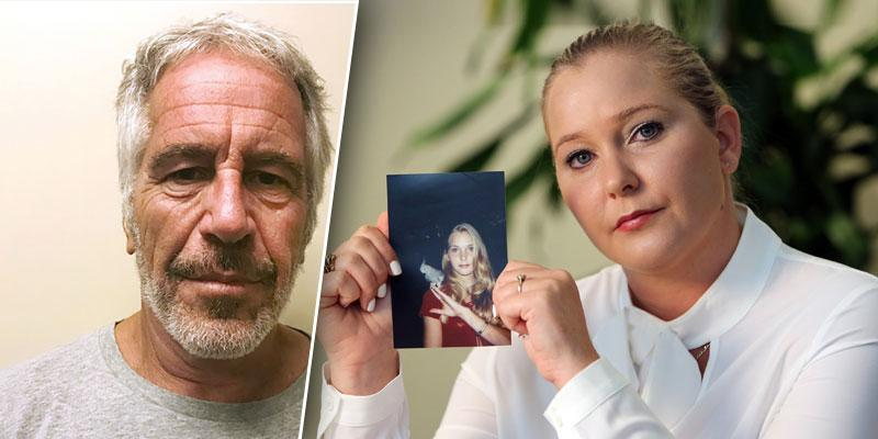 Jeffrey Epstein sex slave Virginia Roberts was told to drink blood during assault