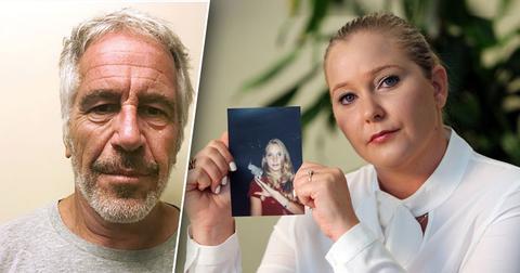 Jeffrey Epstein sex slave Virginia Roberts was told to drink blood during assault