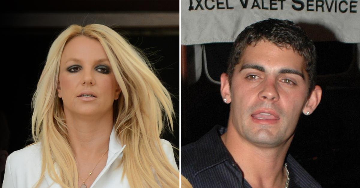 Britney Spears' Ex-Husband Jason Alexander Busted For Drugs In Nashville: Report
