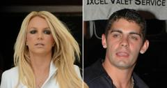 britney spears ex husband jason alexander arrested pf