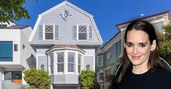 Winona Ryder lists longtime San Francisco home