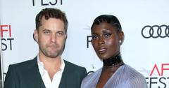 Joshua Jackson And Jodie Turner-Smith On Red Carpet