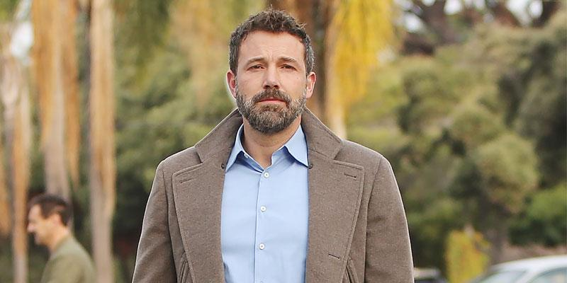 Ben Affleck dating apps
