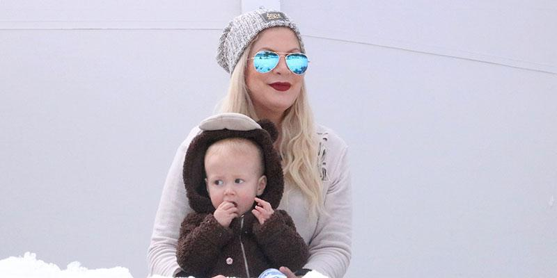 Tori spelling claims son stabbed by nails four seasons hotel main