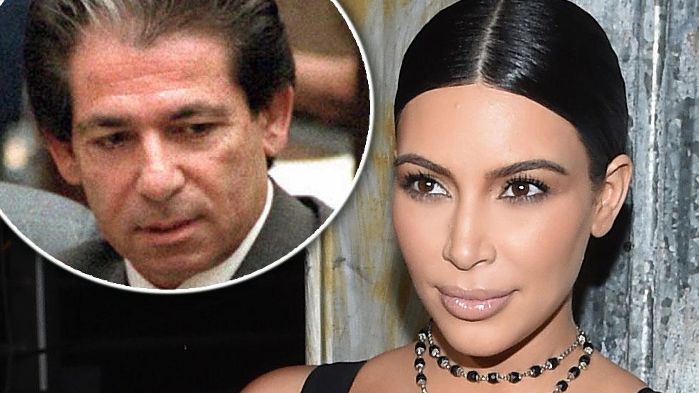 Kim kardashian speaking dead father robert kardashian