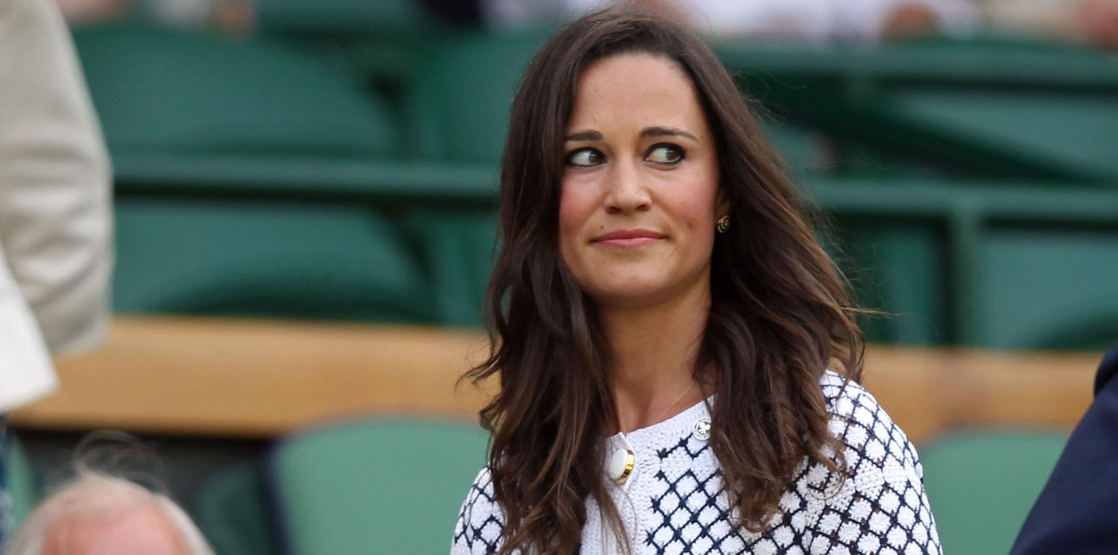 Pippa middleton losing weight wedding 1