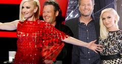 Gwen stefani blake shelton dating couple romance divorce
