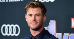 chris hemsworth reportedly injured back filming thor love and thunder