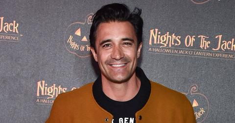Sex And The City: The Movie's Gilles Marini Lost His Virginity At Age 13