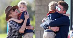 Robin thicke reunited son julian thicke spanking scandal 09