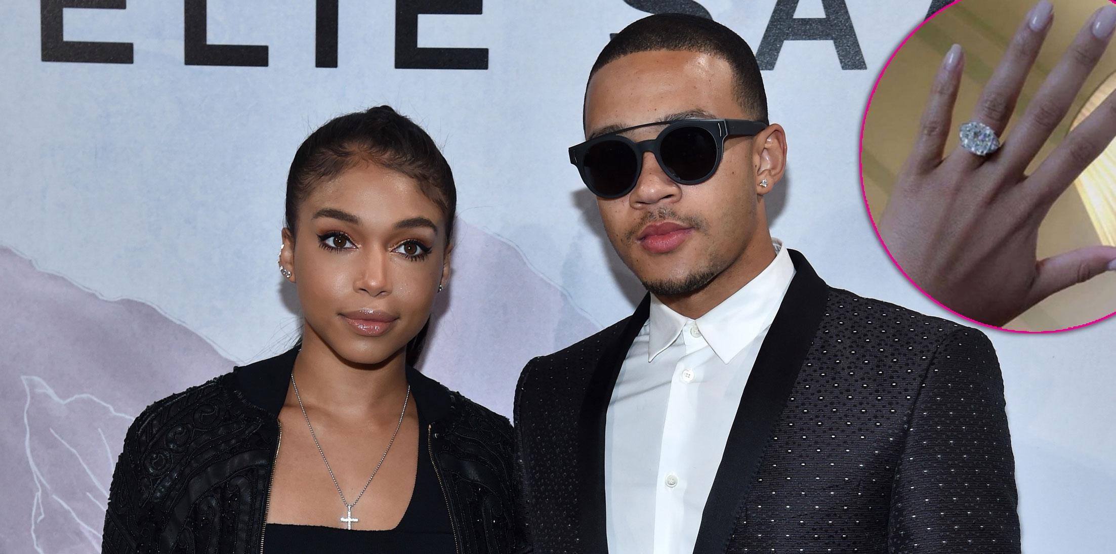 Steve Harvey Daughter Lori Harvey Engaged Memphis Depay Long