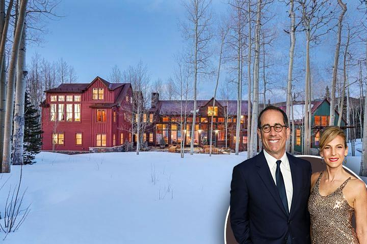 jerry seinfeld front house pp