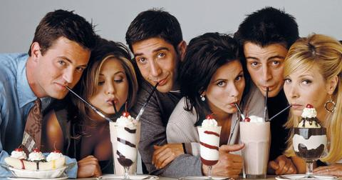 'Friends: Behind Closed Doors' Docuseries Reveals Sitcom Secrets
