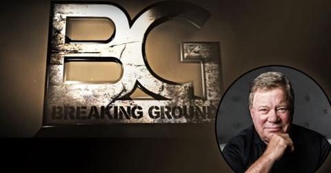 Breaking ground wwe william shatner