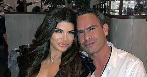 RHONJ Teresa Giudice and her boyfriend