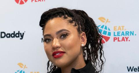 Ayesha Curry Shares Video Of Canon Jack After His Aunt Braided His Hair