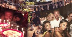 Spice Girls Reunite For David Beckham Birthday