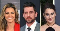 erin andrews ex aaron rodgers shailene woodley surprise engagement pf