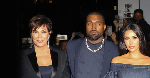 Kanye West Makes Peace With Kris Jenner, Compliments Her On Playlist Curation