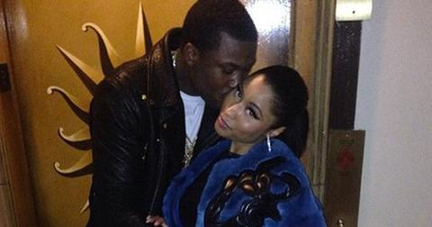 Nicki Minaj Dating Rapper Meek Mill