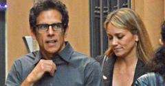 Ben Stiller and Christine Taylor SEPARATING After Nearly 20 Years
