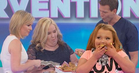 Honey boo boo indtervention