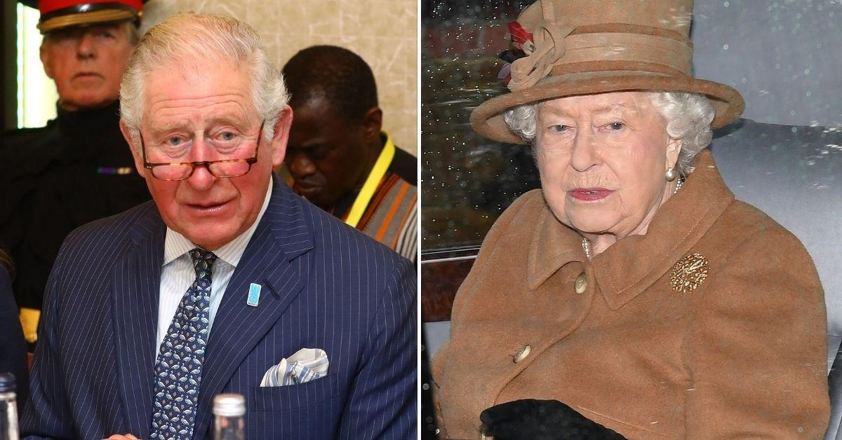 prince charles visited queen elizabeth ii prince philip death