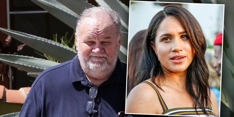 Thomas Markle Senior Says He 'Could Die Tomorrow' Amid Concerns Over Meghan Markle's Court Case