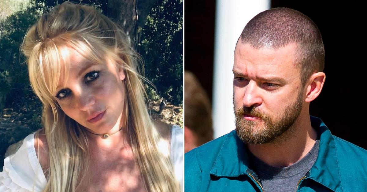 'It Has Been Rough': Justin Timberlake Won't 'Respond' To Allegedly 'Throwing' Ex Britney Spears 'Under The Bus' After Their Split, Insider Reveals