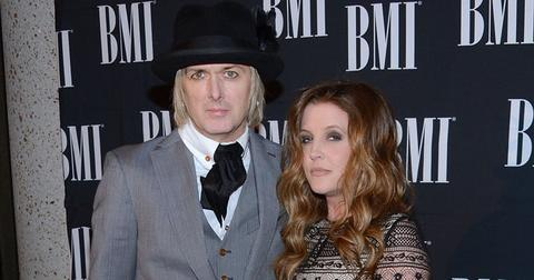Lisa Marie Presley Michael Lockwood Husband Divorce Claims Long