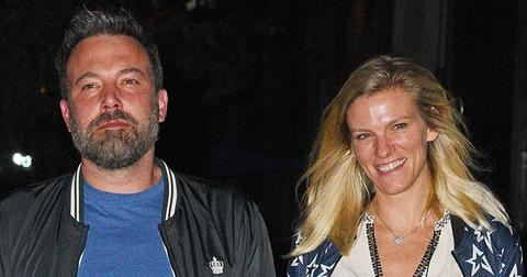 Ben affleck girlfriend lindsay shookus talks attention since dating him