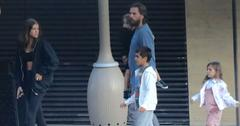 sofia richie scott disick still together hang out with his kids pp