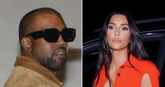 kanye west kim kardashian marriage over rapper still wears wedding ring pf