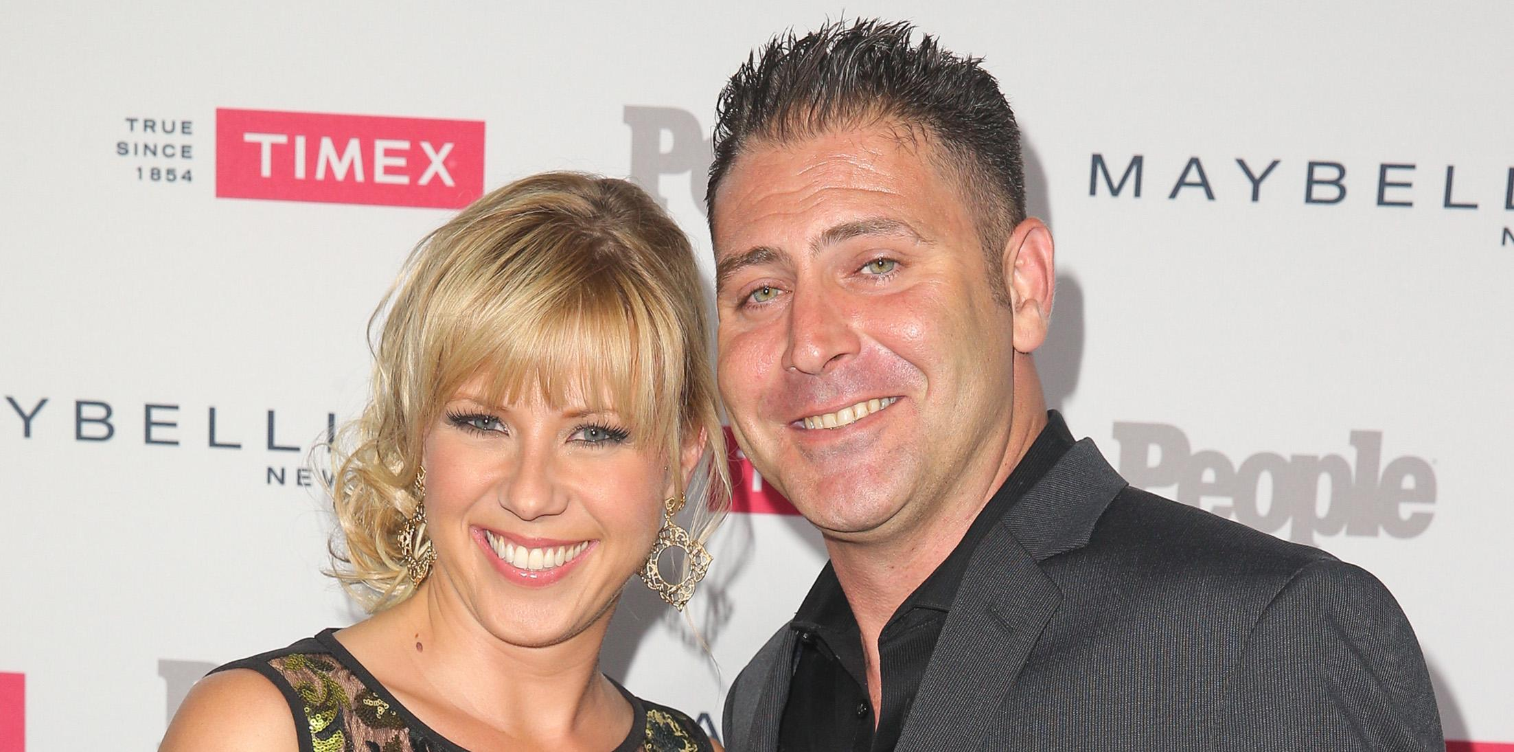 Jodie sweetin ex fiance justin hodak arrested feature