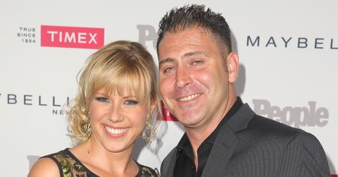 Jodie sweetin ex fiance justin hodak arrested feature