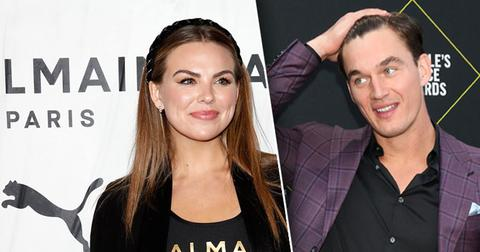 Tyler Cameron Says Picking Out Engagement Ring For Hannah Brown Was 'Terrifying'