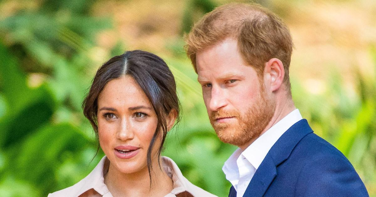 Prince Harry Claims He And Meghan Markle Faced 'Mothership Of All Harassment' Because Of Social Media