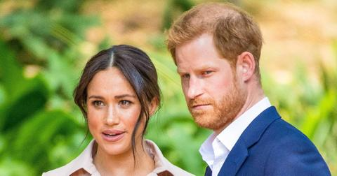 prince harry social media quit harassment meghan markle royal family