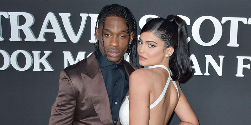 Kylie Jenner Poses Nude for Playboy With Boyfriend