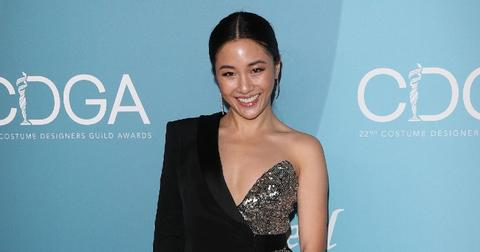 Constance Wu at the 22nd Costume Designers Guild Awards