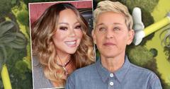 Mariah Carey 'Banned' From 'Ellen' After She Spoke About 2008 Interview